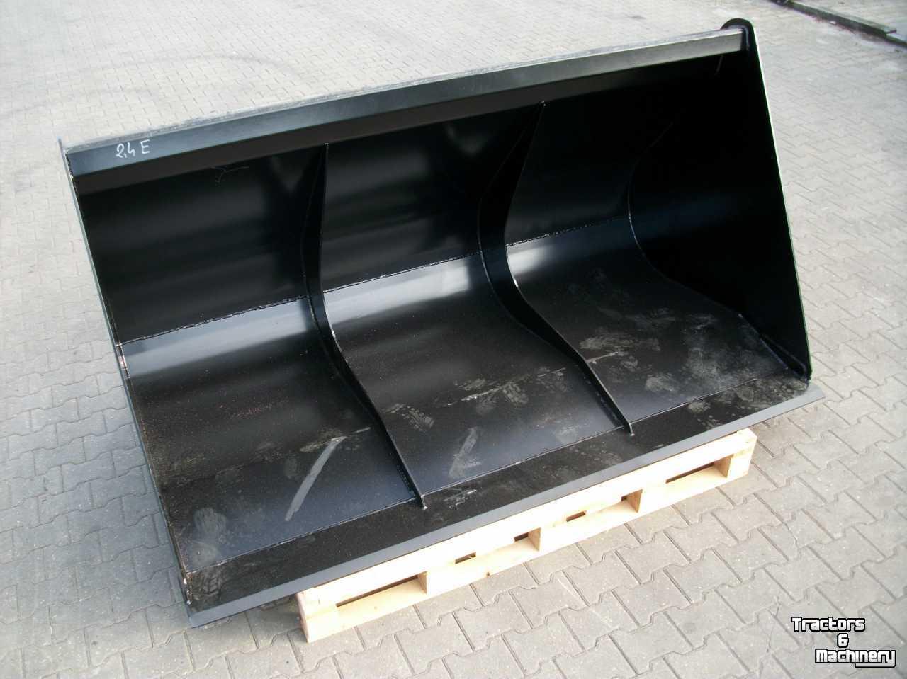 Hofstede opschep / volume bak 2200 liter