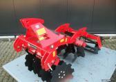 Hofstede schijveneg mini smal spoor tractor boomgaard smalspoor